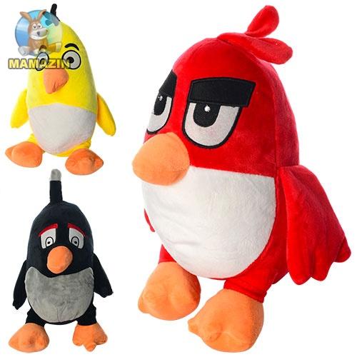Мягкая игрушка Злые птички