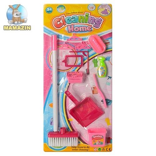 Набор для уборки игрушечный