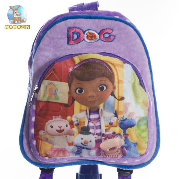 Рюкзаки доктор плюшева 76929 рюкзак раскладной ортопедический