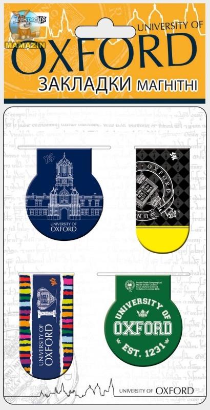 """Закладки магнитные """"Оксфорд"""""""