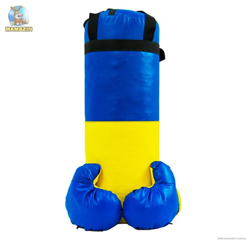 "Боксерский набор ""Ukraine"" средний"