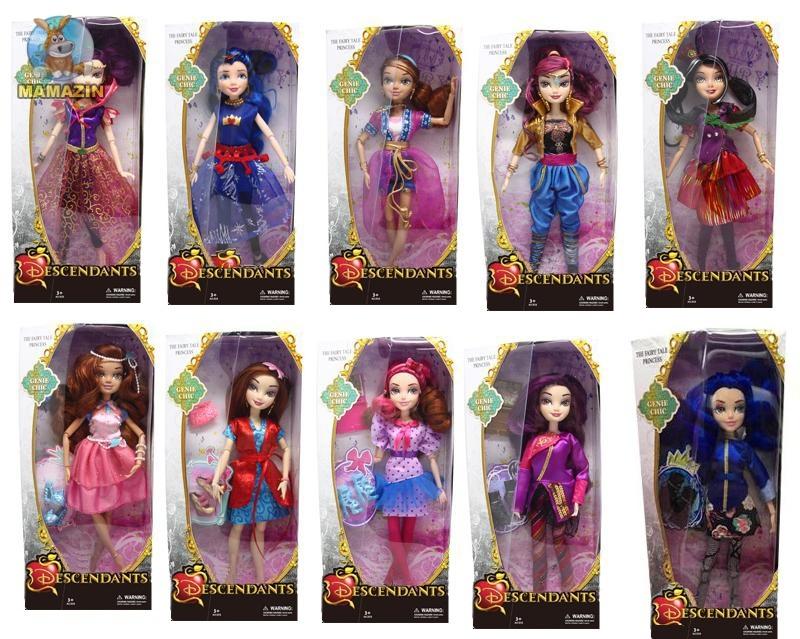 """Кукла """"Descendants"""""""