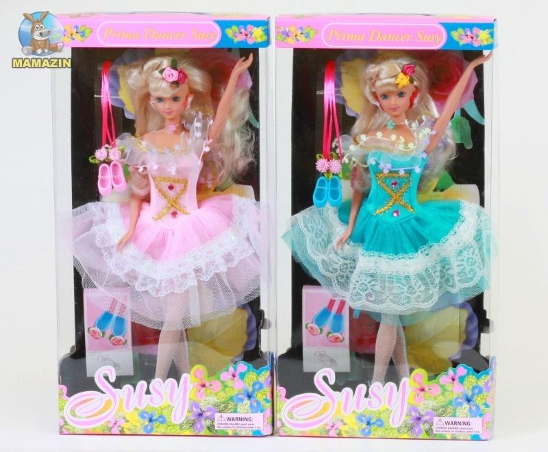 "Кукла Creation & Distribution ""Сьюзи балерина"""