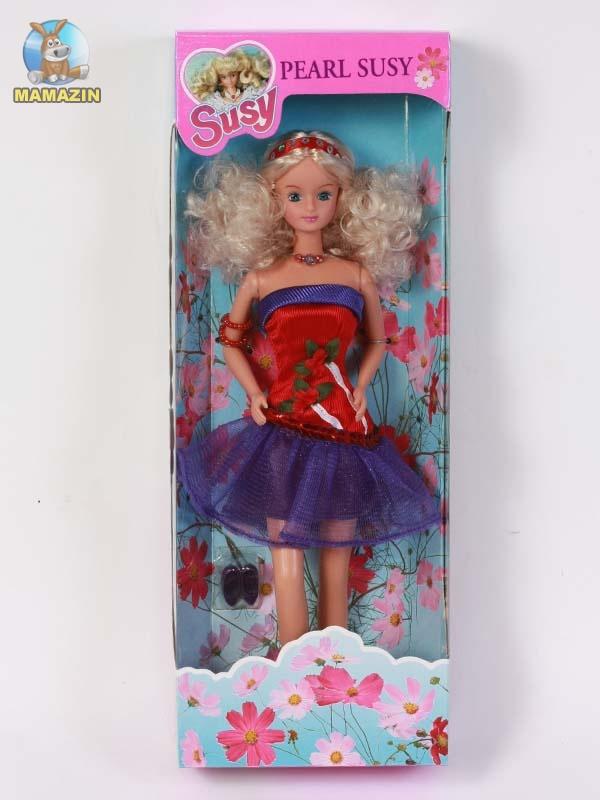 """Кукла Creation & Distribution """"Сьюзи жемчужина"""""""