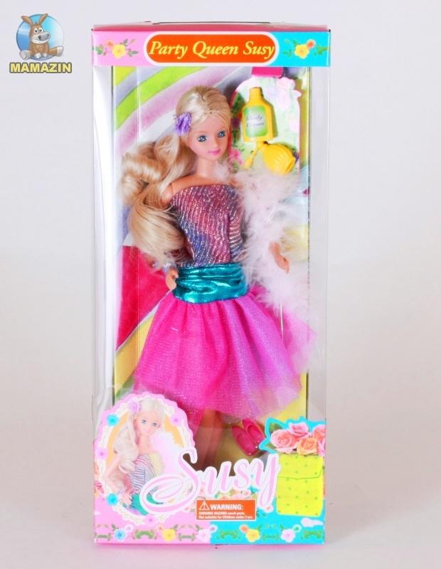 "Кукла Creation & Distribution ""Сьюзи королева вечеринки"""