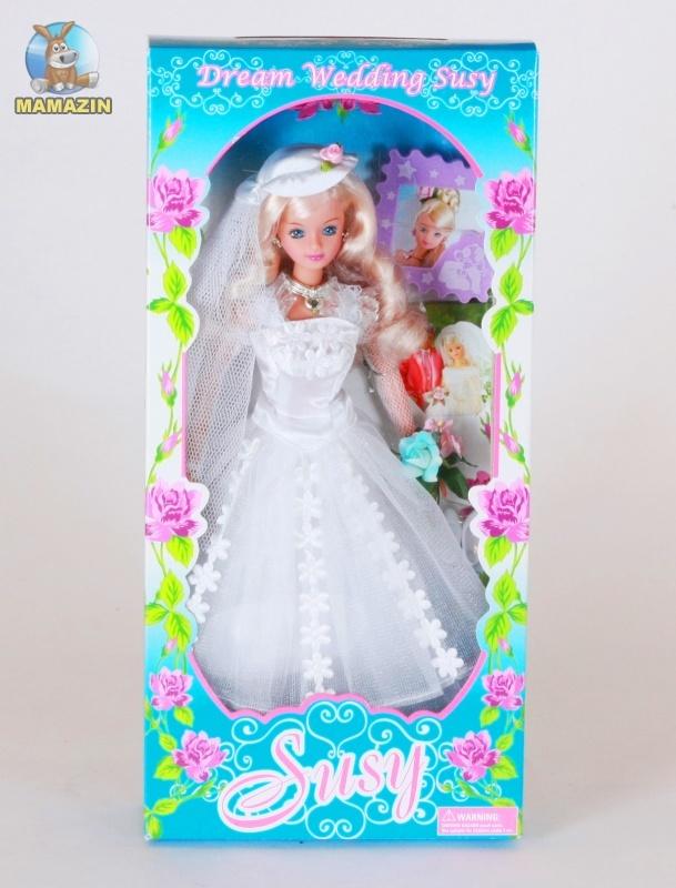 """Кукла Creation & Distribution """"Сьюзи мечтательная невеста"""""""