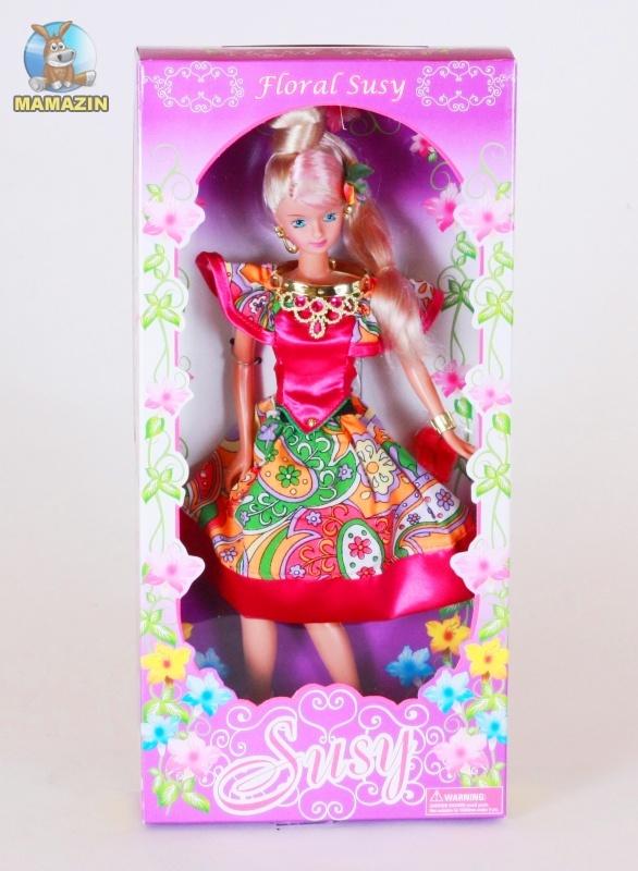 "Кукла Creation & Distribution ""Сьюзи миланка"""