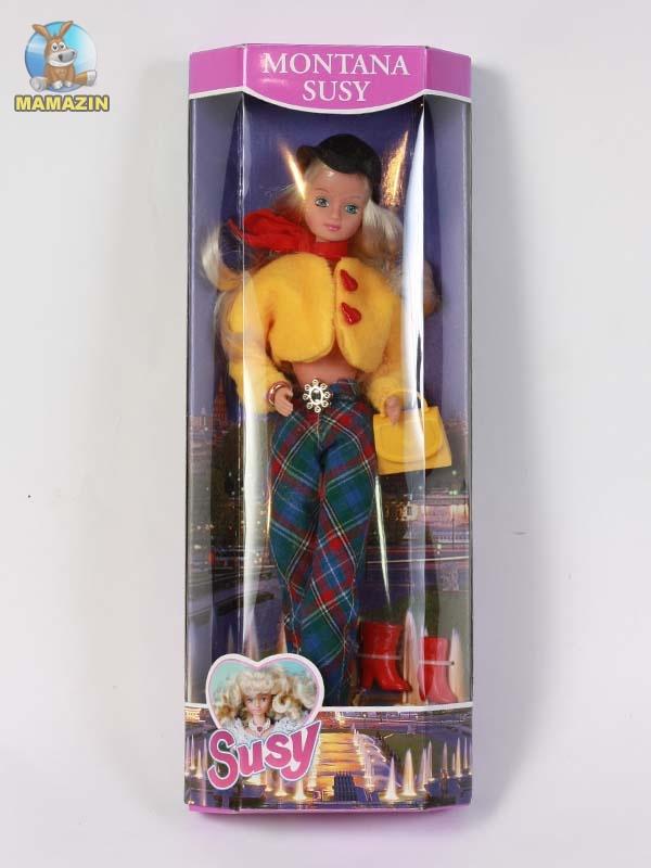 "Кукла Creation & Distribution ""Сьюзи Монтана"""