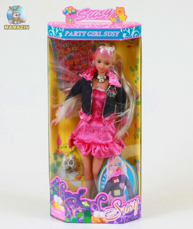 """Кукла Creation & Distribution """"Сьюзи на вечеринке"""""""