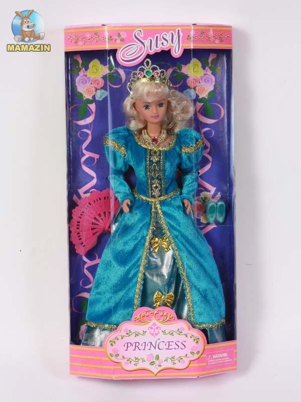 "Кукла Creation & Distribution ""Сьюзи принцесса"""