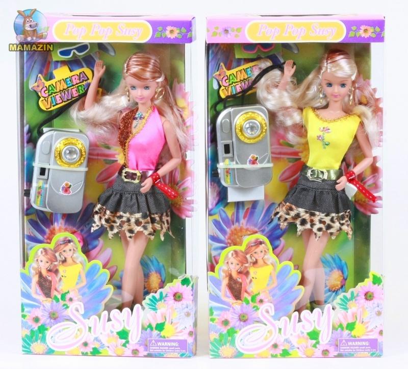 """Кукла Creation & Distribution """"Сьюзи с фотоаппаратом"""""""