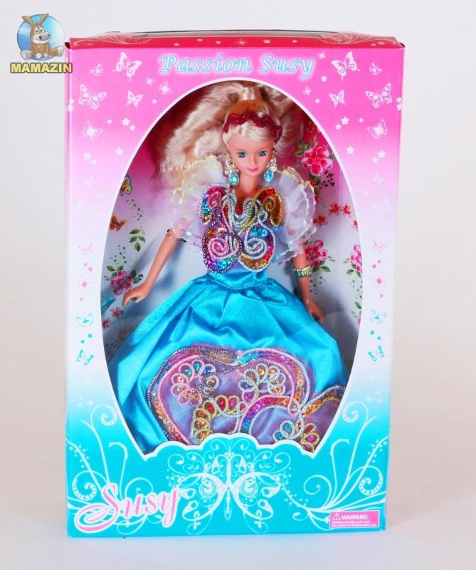 "Кукла Creation & Distribution ""Сьюзи темпераментная"""