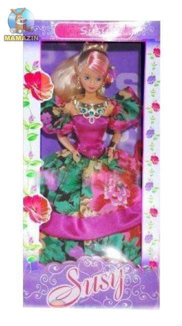 """Кукла Creation & Distribution """"Сьюзи цветочная"""""""