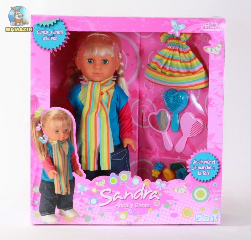 """Кукла Falca """"Сандра"""""""