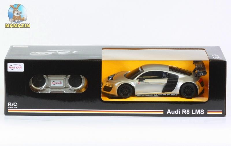 Машина р/у AUDI R8