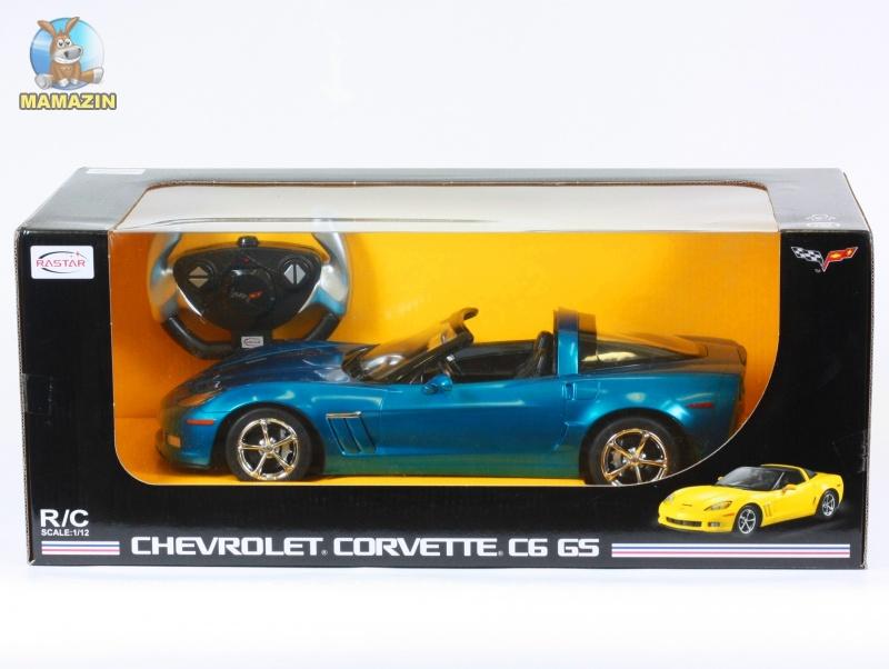 Машина р/у Chevrolet Corvette C6 GS