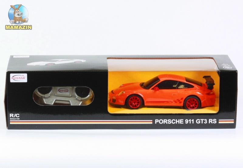 Машина р/у Porsche 911 GT3 RS