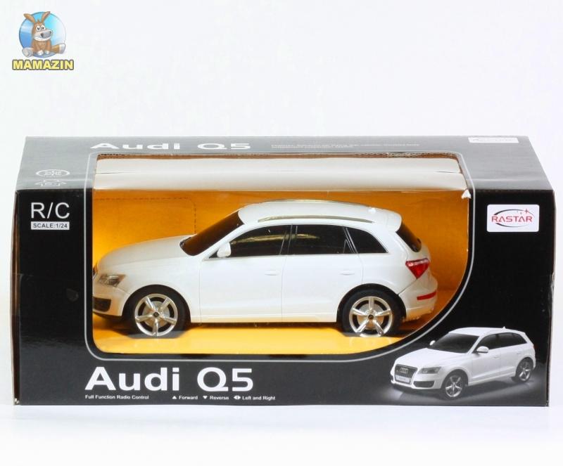 Машина р/у AUDI Q5