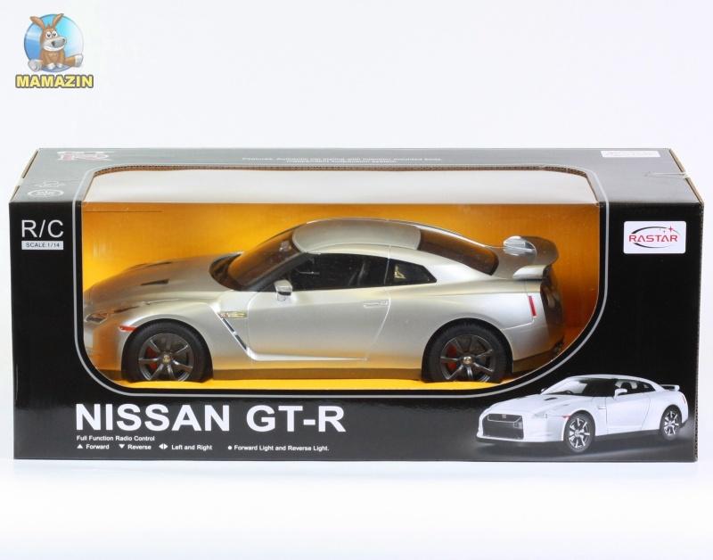 """Машина р/у """"NISSAN GT-R"""""""