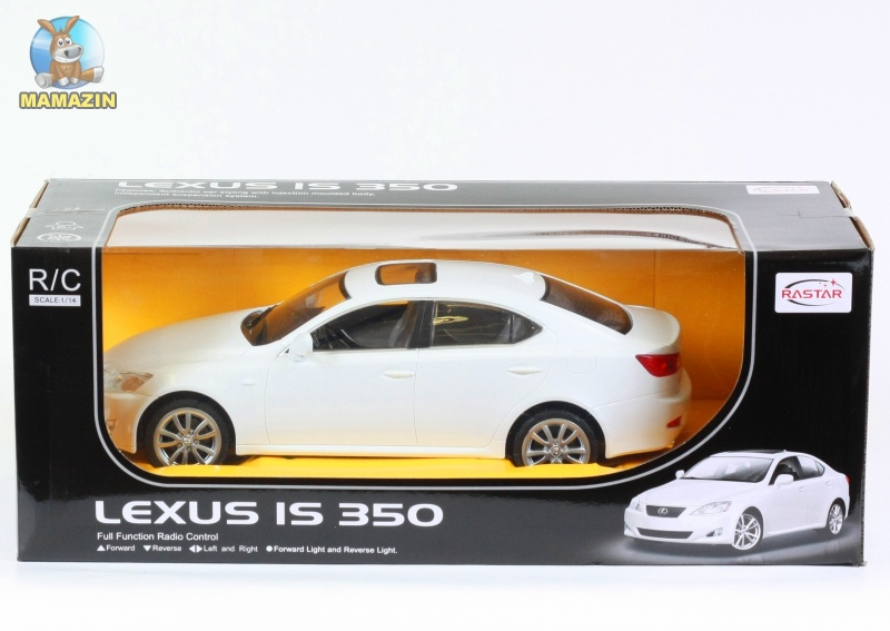 Машина р/у LEXUS IS 350