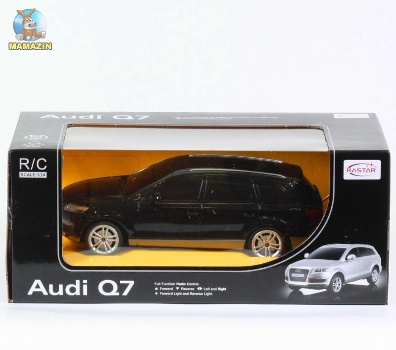 """Машина р/у """"AUDI Q7"""""""