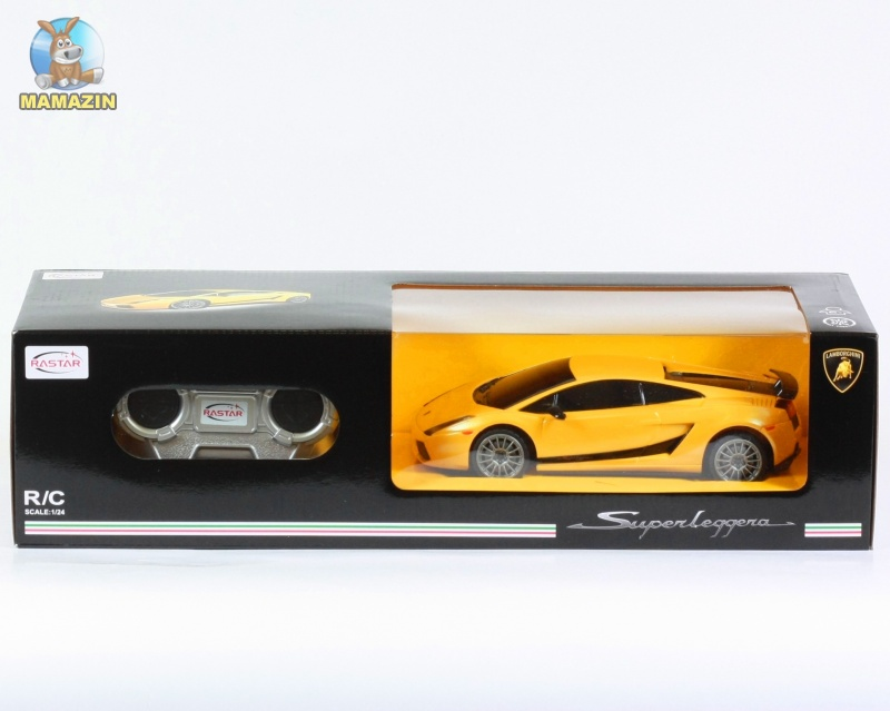 Машина р/у Lamborghini Superleggera