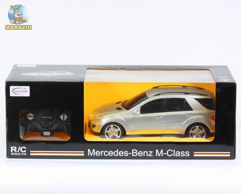 """Машина р/у  """"Mercedes-Benz ML"""""""