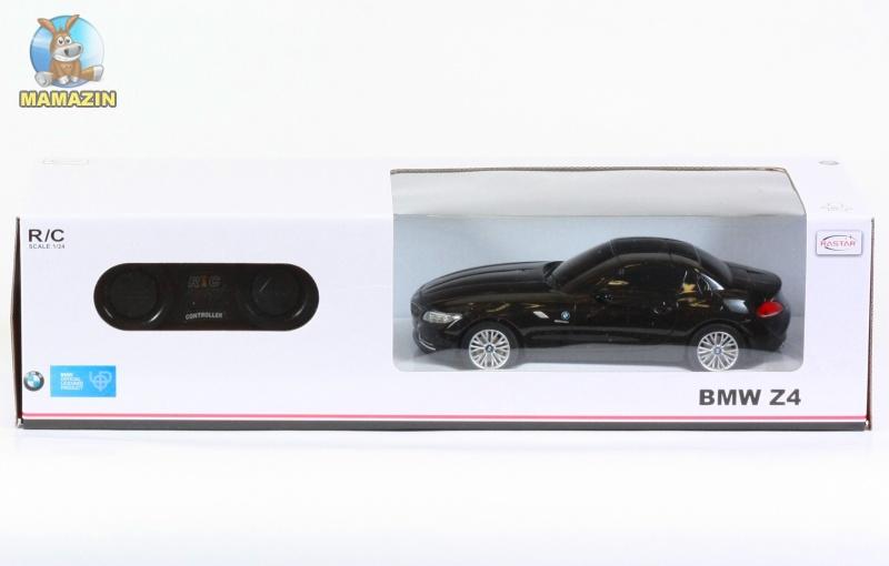 Машина р/у BMW Z4