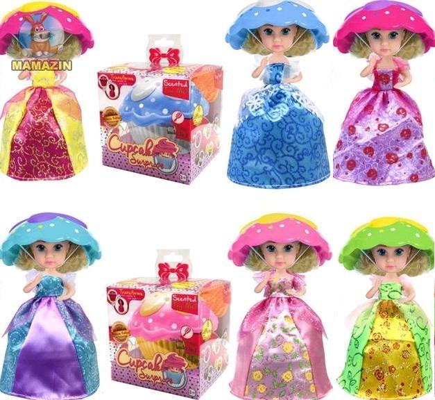 "Кукла ""Сupcake"" (кекс)"