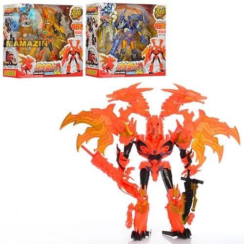 Трансформер робот+дракон