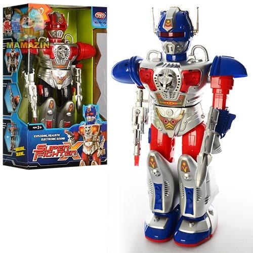 """Робот """"Super Ficher"""""""