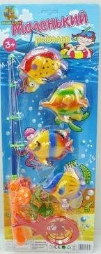 Рыбалка детская