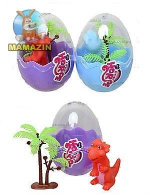 Динозаврики в яйце