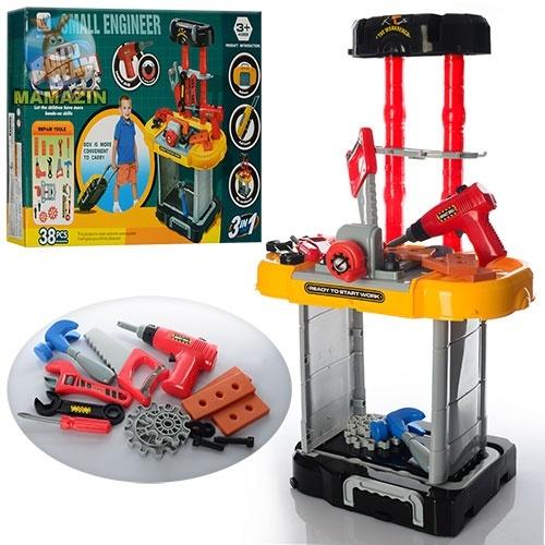 """Детский набор инструментов """"Маленький инженер"""""""