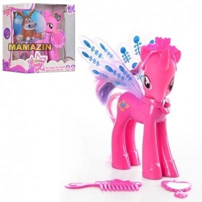 Лошадка Little Pony с крыльями
