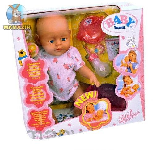Пупс Baby Born копия