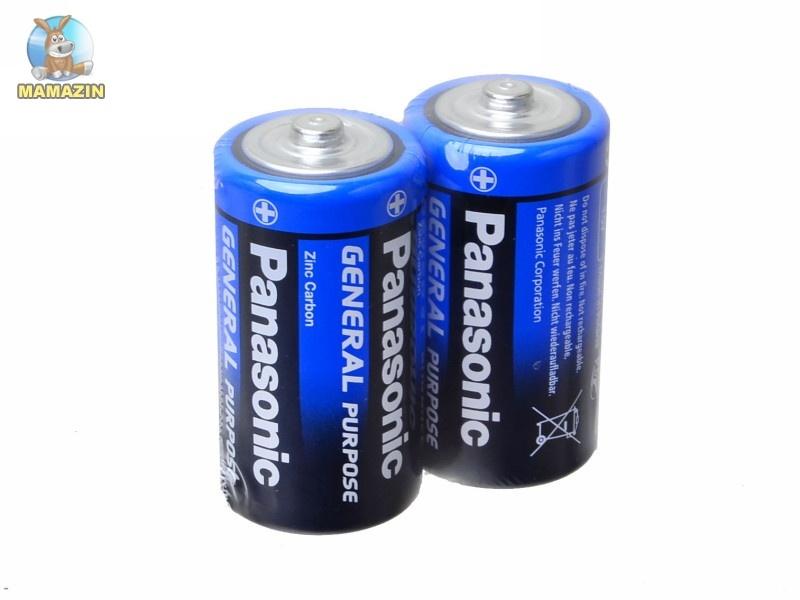 Батарейки Panasonic Бочонок