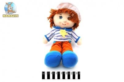 Кукла мягкая мальчик