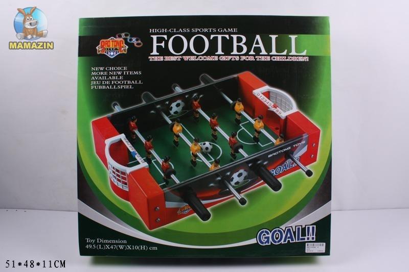 Игра Футбол на рычагах