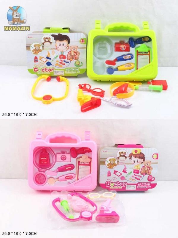 Доктор - детский набор в чемоданчике