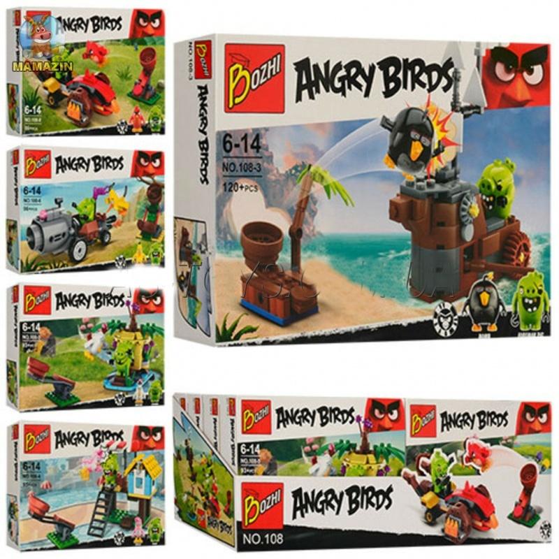 "Конструктор ""Angry Birds"" (дисплей)"