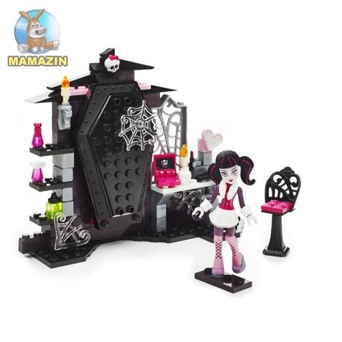 Конструктор Monster High Mega Bloks Комната Дракулауры