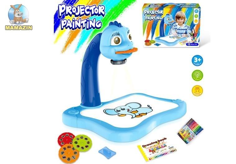 Проектор для рисования детский