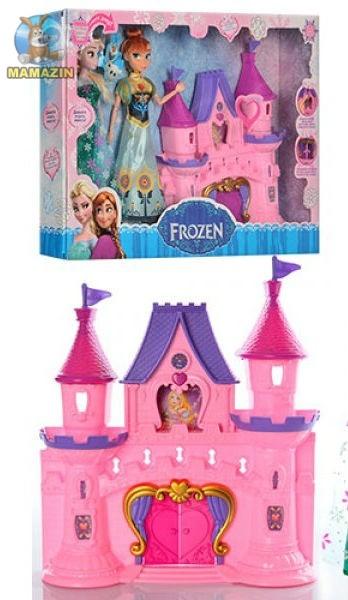 Замок  FR,принцессы