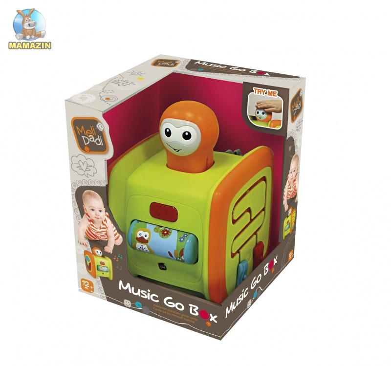 """Детская игрушка """"Интерактивный игровой центр с мотором"""""""