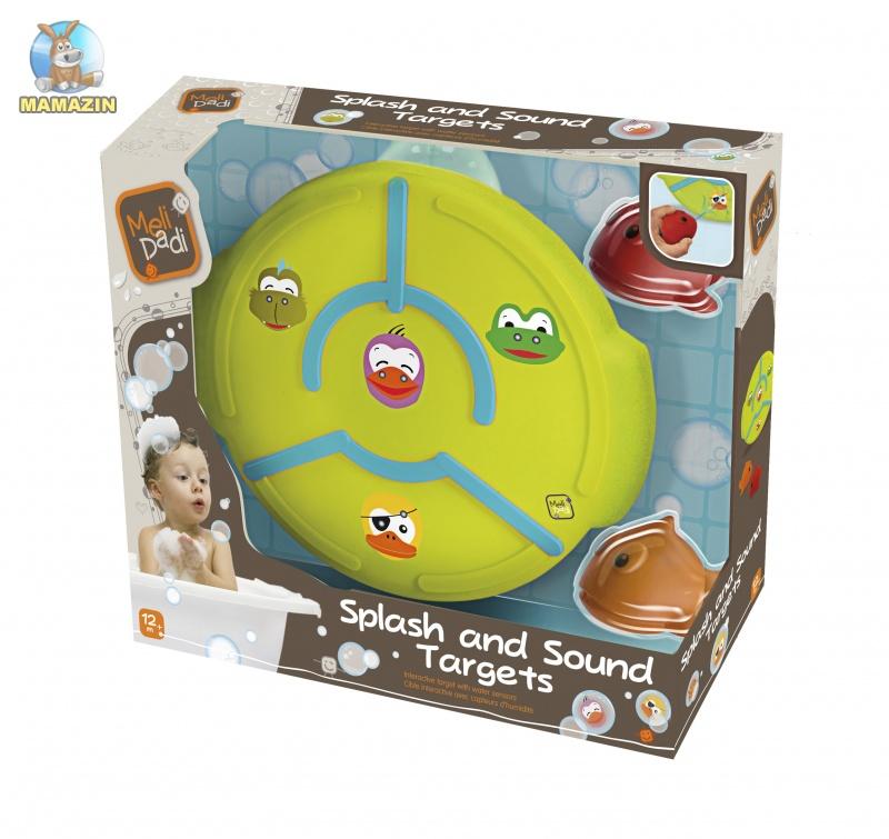 """Детская игрушка """"Интерактивные мишени с брызгалками"""""""