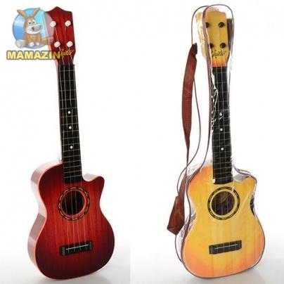 Гитара  под дерево