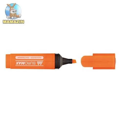 Текст-маркер флуор., помаранчевий
