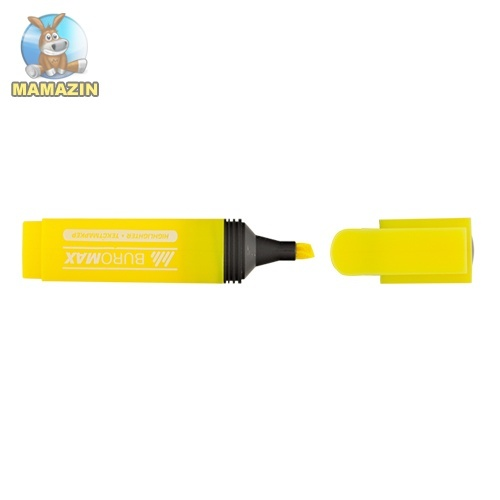 Текст-маркер флуор., жовтий