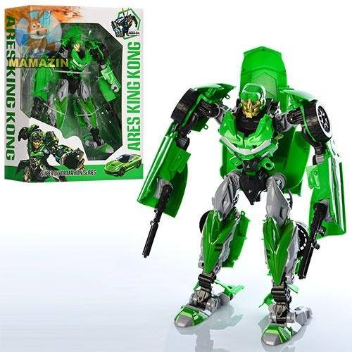 Трансформер машинка+робот